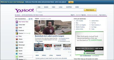 Yahoo-nueva pagina